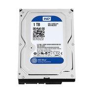Фото жесткого диска Western Digital Caviar Blue 1TB 7200rpm 64Mb 3.5 SATA III — WD10EZEX (восстановленный)
