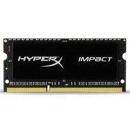 Фото модуля памяти Kingston HyperX Impact SODIMM DDR3-1600 8192MB — HX316LS9IB/8