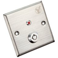 Фотография 1 кнопки выхода Кнопка выхода Yli YKS-850LS металл корпус