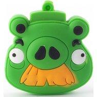 Фото USB флешки MD Angry Birds 196 16GB USB 2.0 Green