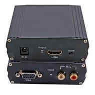 Фотографія 1 товара Конвертер Lux VGA-HDMI