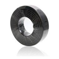 Фотографія 1 коаксиал Кабель Dialan 3C2V Cu + 2x0.50 / 100м Black