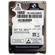Фото жесткого диска Mediamax 160GB 5400rpm 8MB Buffer SATA II — WL160GLSA854G