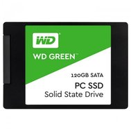 Фото  SSD Western Digital Green 120GB SATAIII TLC — WDS120G2G0A