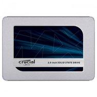 Фото  SSD Crucial MX500 500GB 2.5 SATA III TLC — CT500MX500SSD1