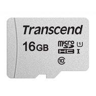 Фото карты памяти Transcend 300S UHS-I microSDHC 16GB Class 10 - TS16GUSD300S