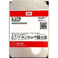 Фото жесткого диска Western Digital Red Pro 8TB 5400rpm 256MB 3.5 SATA III — WD80EFAX