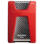 Фото жесткого диска A-Data DashDrive Durable HD650 1TB 5400rpm 2.5 USB 3.1 External Red — AHD650-1TU31-CRD