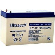 Фото аккумулятора Ultracell UL 7-12