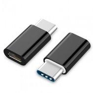 Фото товара Переходник-адаптер Cablexpert A-USB2-CMmF-01 с USB Type-C на Micro USB