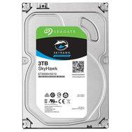 Фото жесткого диска Seagate SkyHawk Surveillance 3Tb 5400rpm 256MB Buffer SATA III — ST3000VX009
