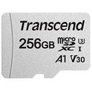 Фото карты памяти Transcend 300S A1 UHS-I/U3 microSDXC 256GB Class 10 + adapter SD - TS256GUSD300S-A