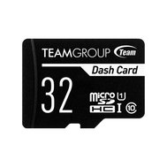 Фото карты памяти Team Dash Card UHS-I microSDHC 32GB Class 10 + SD-adapter - TDUSDH32GUHS03
