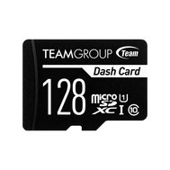 Фото карты памяти Team Dash Card UHS-I microSDXC 128GB Class 10 + SD-adapter - TDUSDX128GUHS03