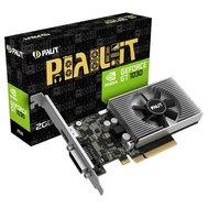 Фото видеокарты Palit GeForce GT1030 (2048MB, GDDR4, 64bit) — NEC103000646-1082F