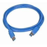 Фото товара Кабель Gembird USB 3.0 AM/BM 1,8 м — CCP-USB3-AMBM-6