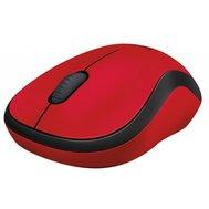 Фото компьютерной мышки Logitech M220 Silent USB Red — 910-004880