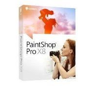 Фото программы Corel PaintShop Pro X8 Card — PSPX8MLCARD