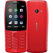Фото мобильного телефона Nokia 210 Dual Sim Red