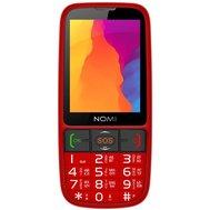 Фото мобильного телефона Nomi i281+ Dual Sim Red