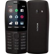 Фото мобильного телефона Nokia 210 Dual Sim Black