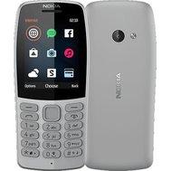 Фото мобильного телефона Nokia 210 Dual Sim Grey