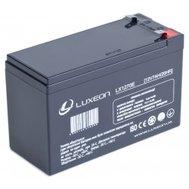 Фото аккумулятора Luxeon LX 1270E, 12В, 7.0 Ач