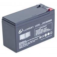 Фото аккумулятора Luxeon LX 1272, 12В, 7.2 Ач