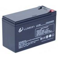 Фото аккумулятора Luxeon LX 1290, 12В, 9.0 Ач