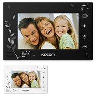 Фотография 1 видеодомофона Видеодомофон Kocom KCV-A374L сенсорные кнопки