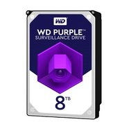 Фото жесткого диска Western Digital Purple 8TB 7200rpm 256MB Buffer 3.5 SATA III — WD82PURZ