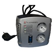 Фотография 1 стабилизатора напряжения Стабилизатор напряжения Luxeon CUBE1000 на 1000 ВА