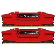Фото модуля памяти G.Skill Ripjaws V Red DDR4 2x16384Mb 3600MHz — F4-3600C19D-32GVRB