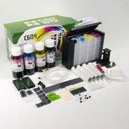Фото СНПЧ для принтеров ColorWay для HP №650/121/122 - H650CN-4.1NC