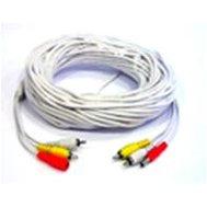 Фото кабеля Lux 2RCA+DC 15м