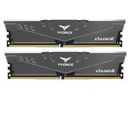 Фото модуля памяти Team T-Force Vulcan Z Gray DDR4 2x8192Mb 3200MHz — TLZGD416G3200HC16CDC01