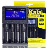 Фото зарядки для батареек Liitokala Lii-PD4