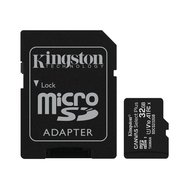 Фото карты памяти Kingston Canvas Select Plus microSDHC Class10 32GB + SD adapter - SDCS2/32GB