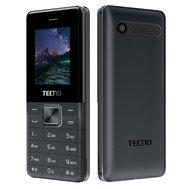 Фото мобильного телефона Tecno T301 Dual Sim Black