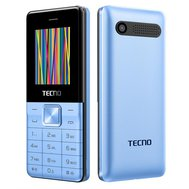 Фото мобильного телефона Tecno T301 Dual Sim Light Blue