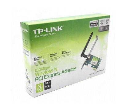 Фото №1 сетевого адаптера TP-Link TL-WN781ND