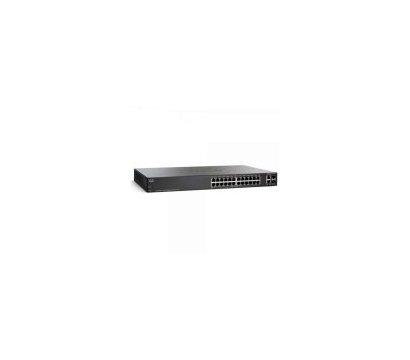 Фотография 2 коммутатора Cisco SB SG 200-26