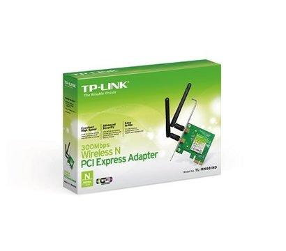 Фото №1 сетевого адаптера TP-Link TL-WN881ND