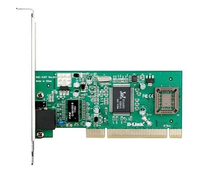 Фото №1 сетевого адаптера D-Link DGE-530T (бандл 10шт)