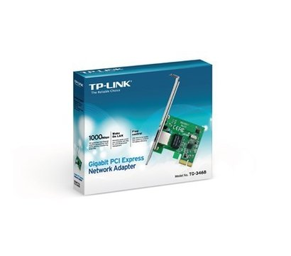 Фото №1 сетевого адаптера TP-Link TG-3468