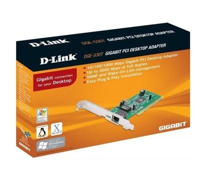 Фото №1 сетевого адаптера D-Link DGE-528T
