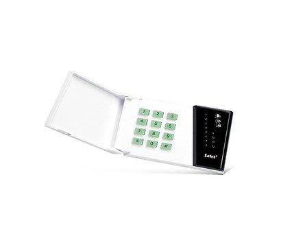 Фото охранной клавиатуры Satel CA-10 KLED