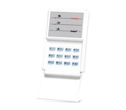 Фото охранной клавиатуры Satel INT-S-BL