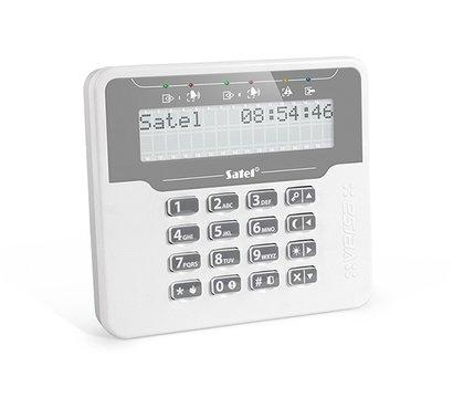 Фото охранной клавиатуры Satel VERSA-LCDM-WH