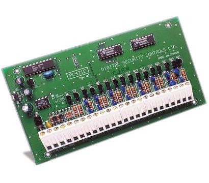 Фото модуля расширения DSC PC4216